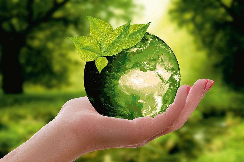 Siivoa ympäristöystävällisesti